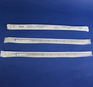 5ml Serological Pipets (Sterile, Individually Wrapped, 200/pk)