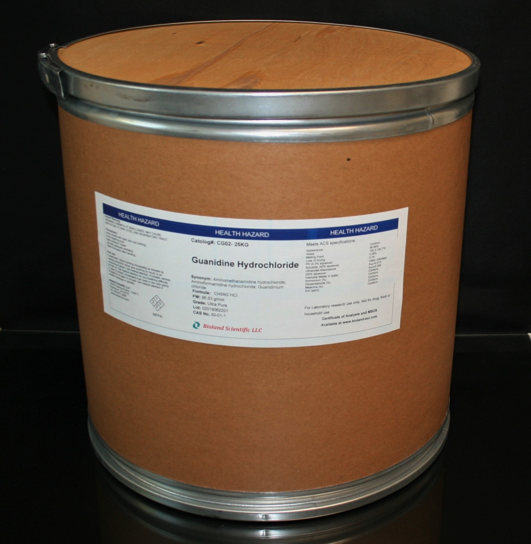 Guanidine HCl (Ultra Pure, 25kg)