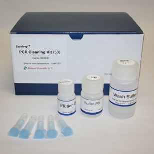 PCR cleaning kit (50 Preps)