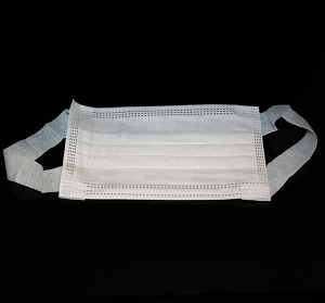Disposable Face Mask with Wide Strap (2,000/case)