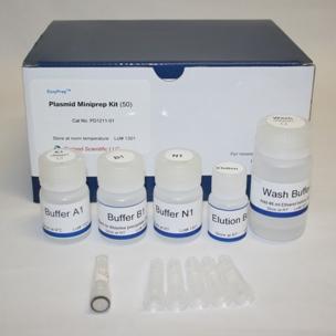 Plasmid miniprep kit (50 preps)